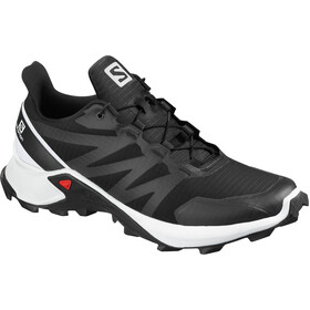 Salomon Supercross Scarpe Uomo, black white black